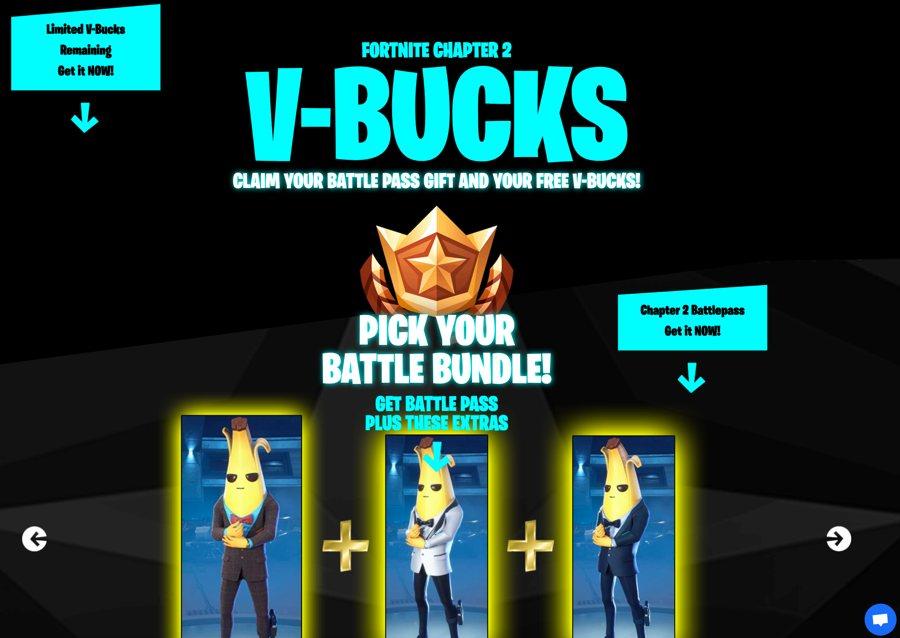 OnlyFortnite.com - Onlyfortnite.com : Battlepass & vBucks Online Generator